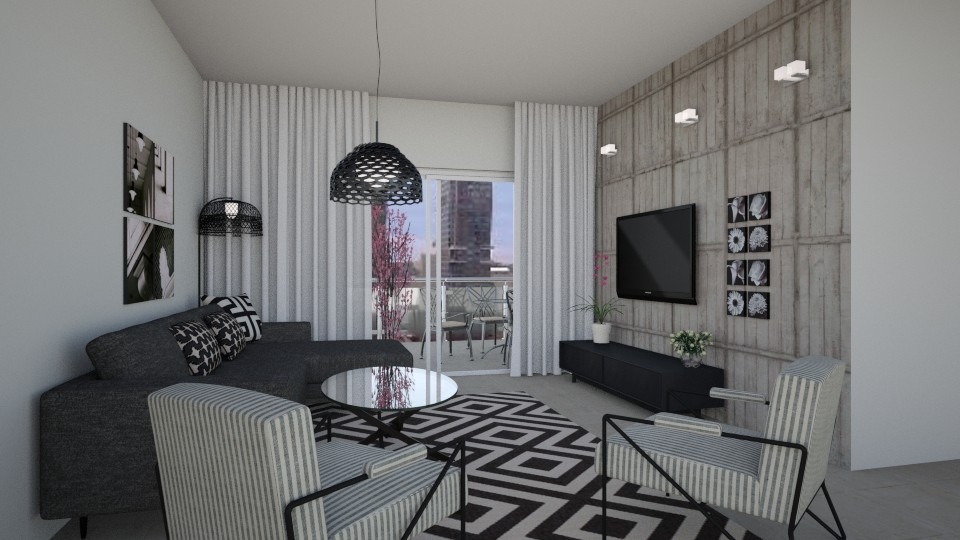 עיצוב בתים מודרניים עם ענת קליין